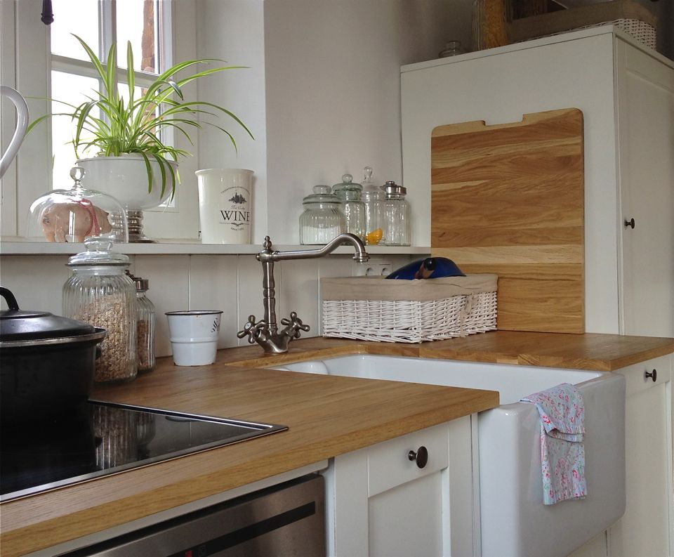 arbeitsplatte massivholz eiche sd41 hitoiro. Black Bedroom Furniture Sets. Home Design Ideas
